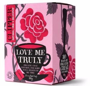 Clipper Fairtrade Tea