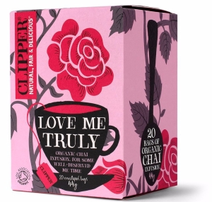 Clipper Fairtrade Tea