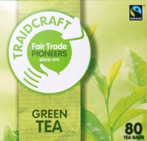 Traidcraft Fairtrade Tea