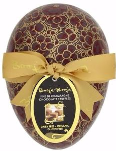 booja booja organic champagne chocolate egg