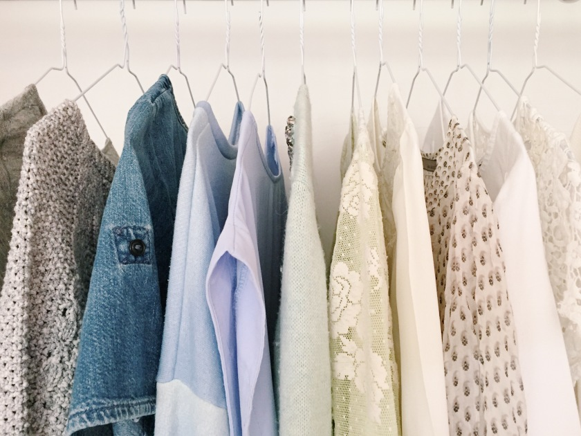 Sustainably Spring Clean Your Wardrobe
