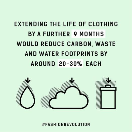 sustainably spring clean your wardrobe 5