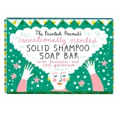 b printed peanuts soap
