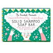 b printed peanuts soap