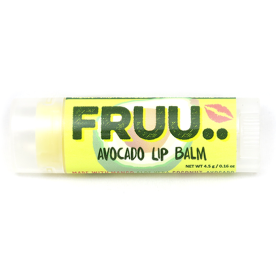 Fruu Avocado Lip Balm