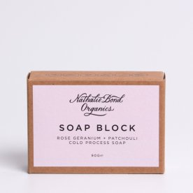 Nathalie Bond Soap Block