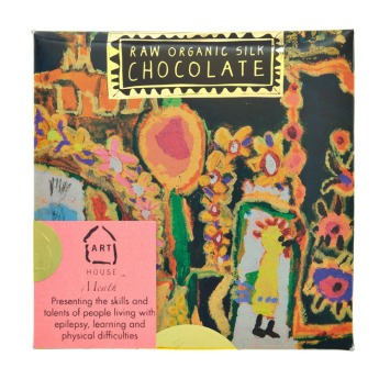 Raw Organic Silk Chocolate