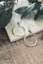 silver_circle_earring