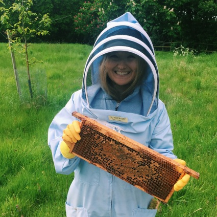 Beekeeping in Celebration of World Bee Day