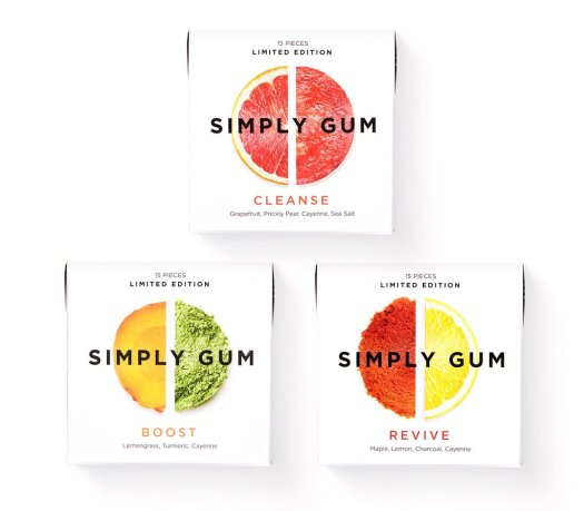 Assorted Simply Gum