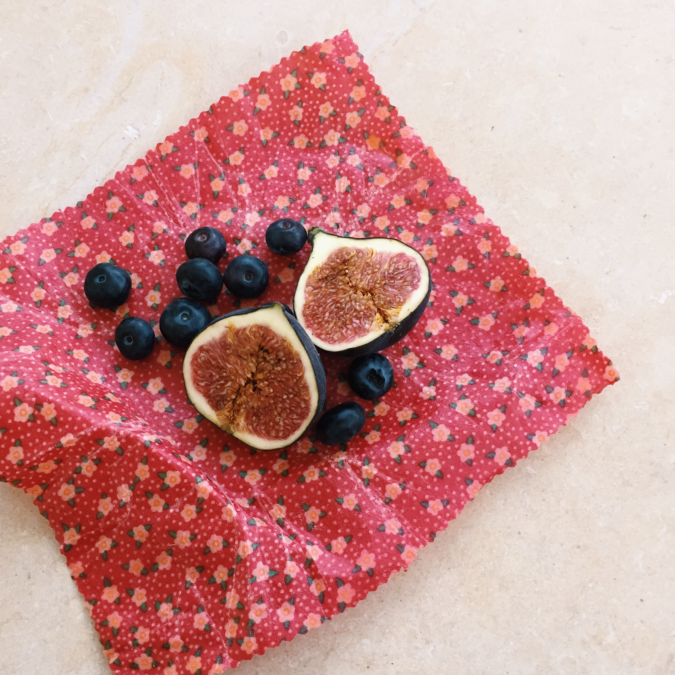 Homemade Beeswax Wraps